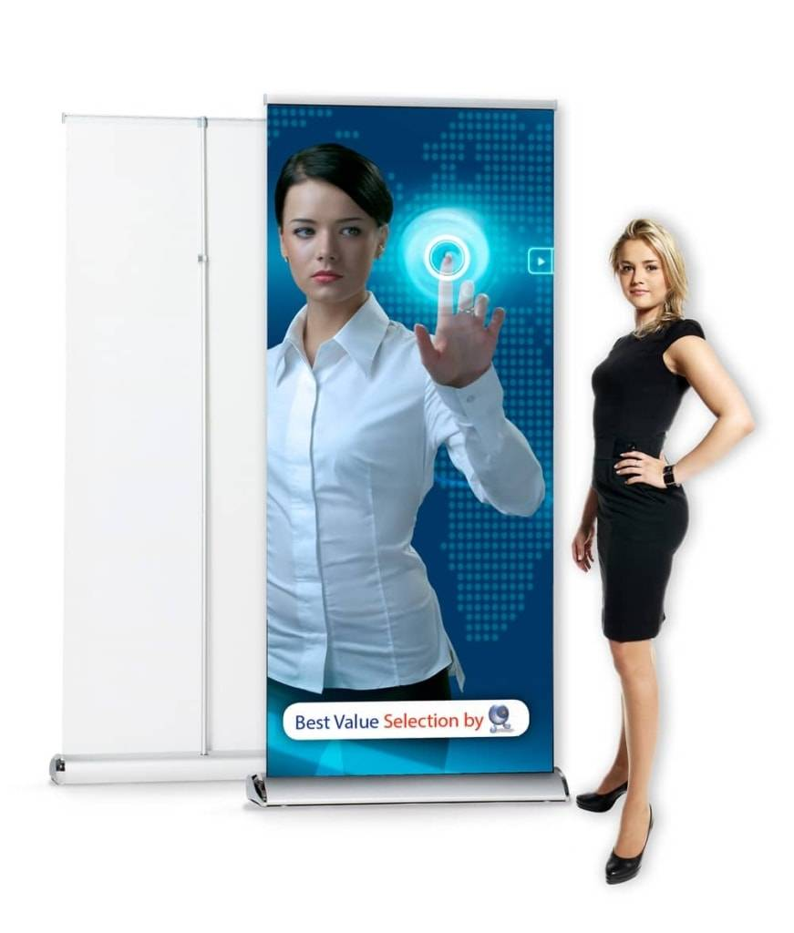Best Value Selection by DES Roll up Banner Display