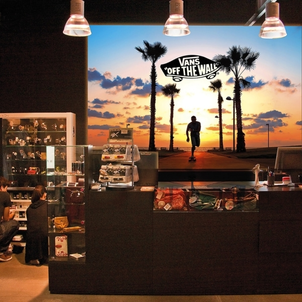 LED lightBox op maat - Retail & Point of Sales