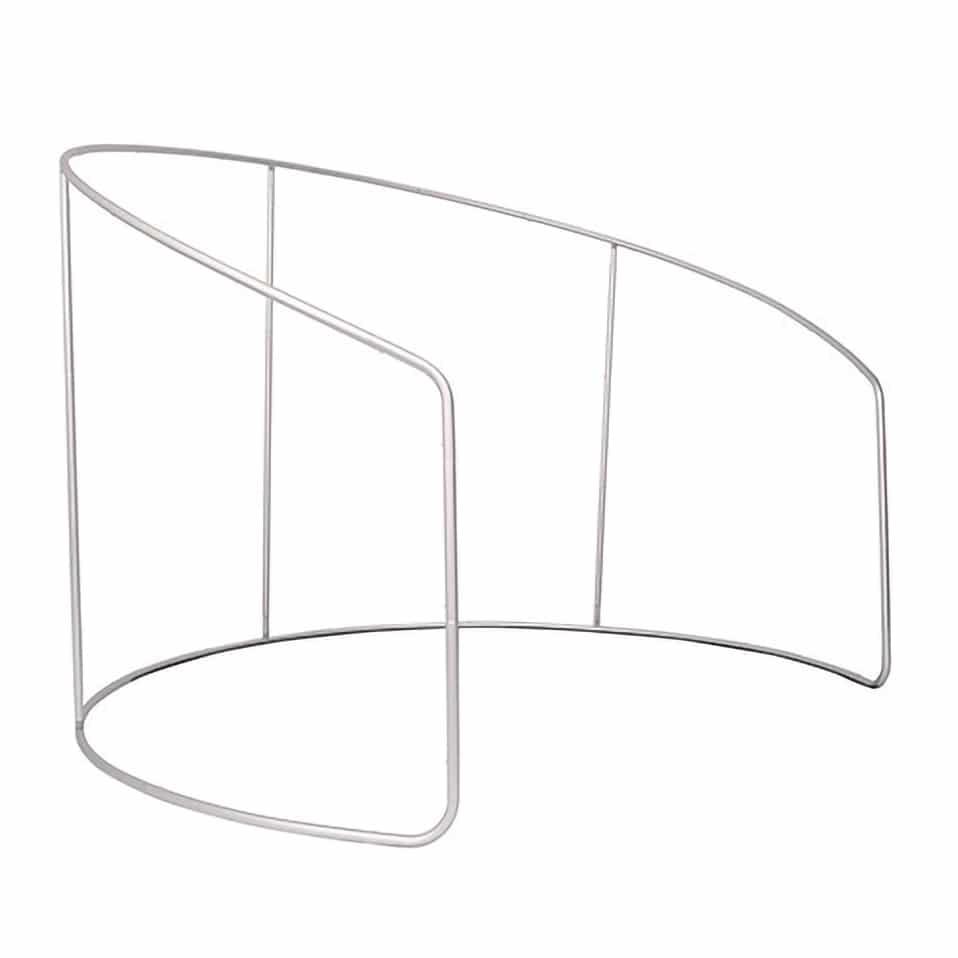 gebogen-scheidingswand-aluminium-frame
